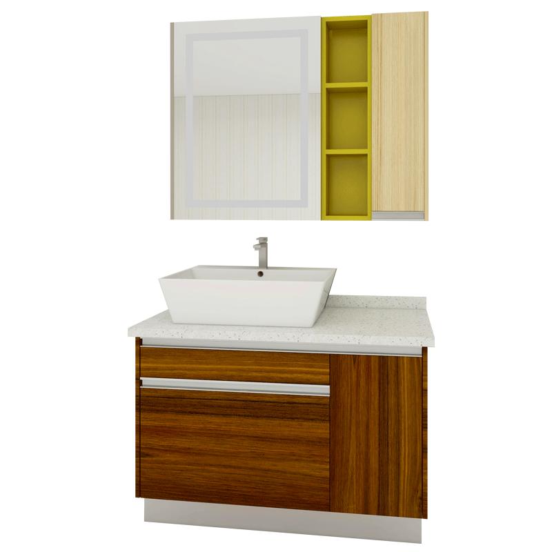 全屋定制家具—衛浴柜