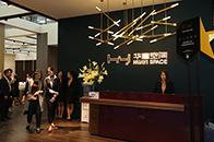 华意空间携新品亮相深圳国际家具展  以时尚的色调惊艳观众