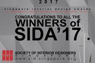 凝聚顶尖设计力量 陈子俊斩获新加坡室内龙都国际娱乐奖金奖