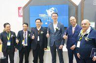 TBB全球地材中心与Swiss Krnon等全球知名地材品牌商签署战略合作协议