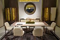 J&A杰恩设计再度携手意大利顶级品牌TURRI登陆米兰国际家具展
