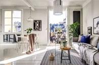 现代时髦风 这个一居室设计得太妙了!