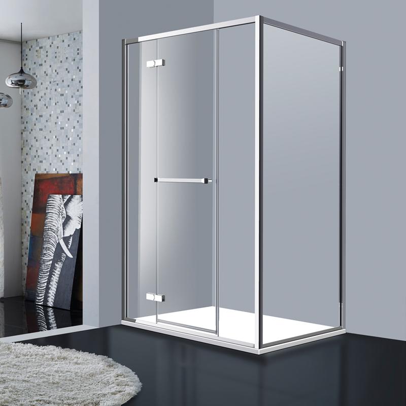 玫瑰島淋浴房 TO全包框解決方案