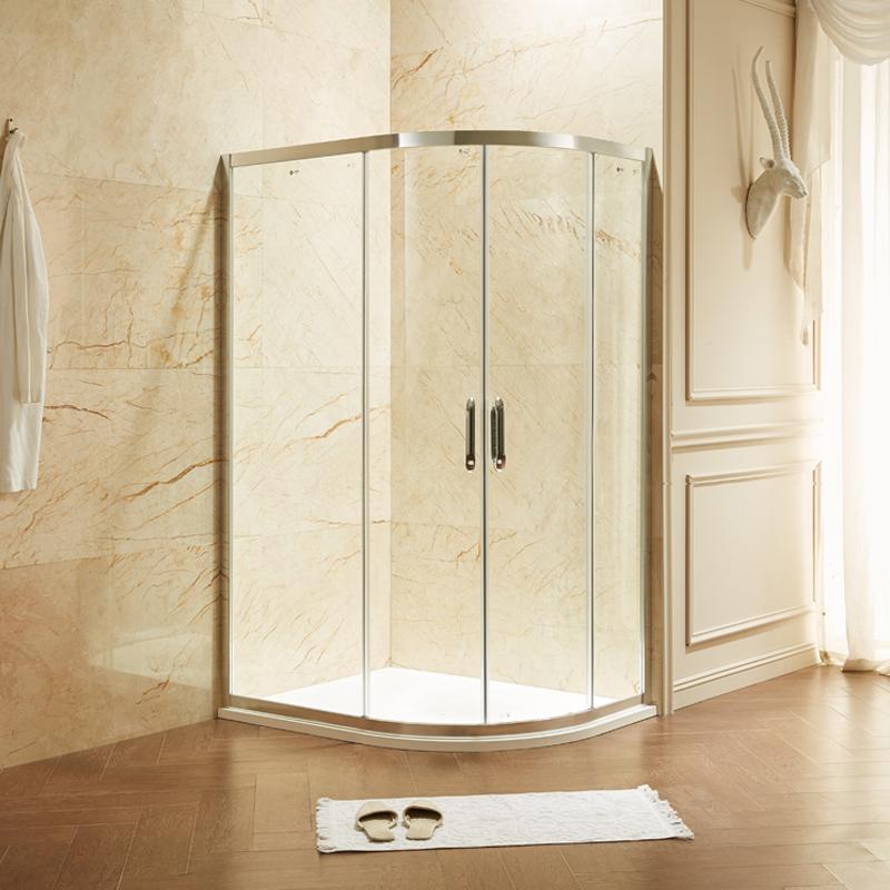 玫瑰島淋浴房 BR6超順滑扇形淋浴房