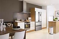 厨房不要再放冰箱了,聪明人都放在这,好用又耐用!