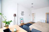 卧室小,如何增加收纳空间?