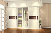 家居保养:衣柜玻璃推拉门的保养方法