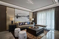 现代中式设计 质感精致营造舒适的氛围