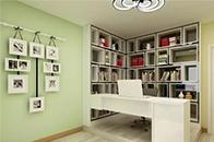 同样是书橱+书桌,有这七套设计案例做参考,就够了!