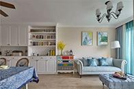 90㎡的简约三居室,不浪费一平米空间,实用又美观!