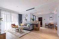 98㎡塞下三室一厅,在巧妙改造下使家焕发新光彩