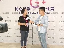 G+国际艺术墙布品牌总监周小燕:让消费者突破思维局限,G+必将引领墙布流行趋势