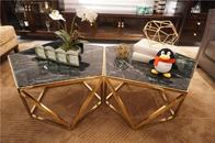 腾讯评测 | 仁豪GOLDEN高点系列·曼哈顿客厅系列:品鉴美式轻奢质感家居