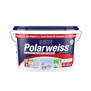 舒納沃恩極地系列墻面漆 · Polarweiss