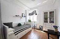 116㎡三居室 | 留白,设计艺术生活空间