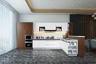 厨房空间不小,为什么总觉得不够收纳?