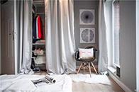 设计能让你忘记狭窄的空间留住温暖