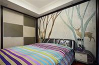 好看的壁纸 瞬间提升卧室的颜值