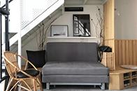 灵活运用小房子 榨干了空间可用面积