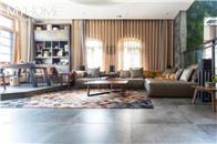 明禾吉利实景案例丨客厅怎么才能与众不同? 看完照搬就好了!