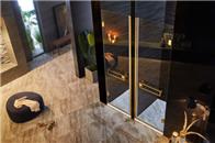 德立淋浴房成高端豪宅浴室标配