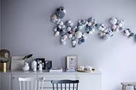 创意设计 | 墙面的色彩奠定了房子的气质