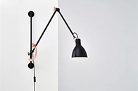 烘托氣氛的照明燈與家具搭配的技巧
