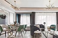 现代风 | 以大理石和金属元素打造轻奢、高雅的家