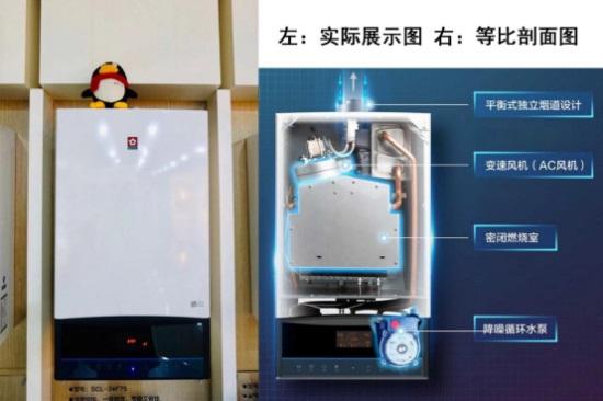 评测 | 上新!SAKURA樱花F75冷凝壁挂炉,一个更节能的家庭供暖专家