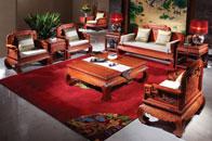 国寿红木《东方意境沙发》