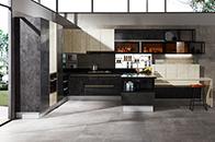 小小厨房之地,看箭牌橱柜给你打造高级感