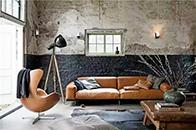 沙发是家中最常使用的家具,皮质沙发又该如何保养呢?
