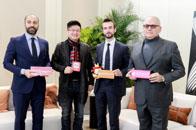 托尼洛·蘭博基尼Design Shanghai首發!解讀意大利企業挺進中國市場的愿景