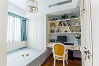 多功能家具能节约空间 比如小户型的书桌柜