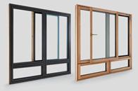 测评|MILUX系统铝包木内倒平移窗:满足你关于窗的现代想象