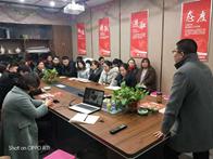 心吶喊助力江蘇揚州寶應冠軍聯盟活動幫扶,實現350單的簽單量