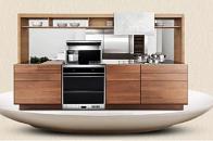 小厨房这样设计,森歌集成灶空间利用率200%提升!
