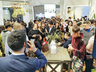 200方、20小时、3万人,近100家店—宽邸在东莞