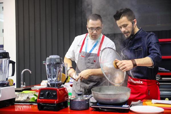 Vitamix于中国家电及消费电子博览会(AWE)发布新品,点亮厨房智慧生活