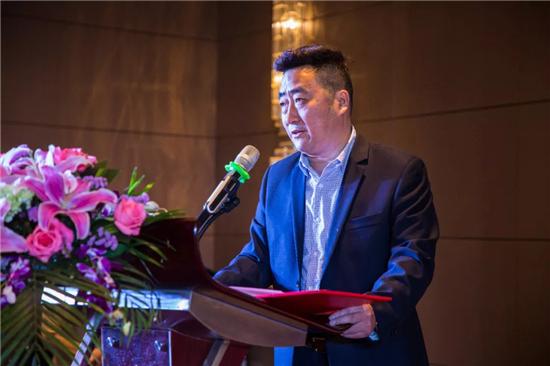 康辉地板受邀出席第五届世界地板大会暨行业高峰论坛