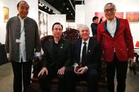 卓木王杜承三攜經典作品訪美,在國際舞臺展東方美
