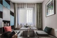 设计师徐倩作品 180平方住宅的兴趣至上生活