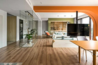 善用设计凝聚家人情感为空间带来温暖