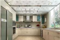 吊顶材料选对了,厨房装修就成功的了一大半!