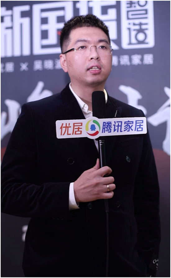 """奥普吴兴杰:打造用户认为""""好用、好看、好喜欢""""的新国货"""