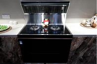 内外兼修,打造完美厨房:火星人Q3X集成灶测评