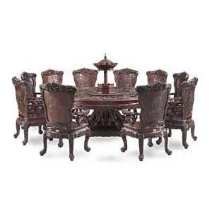 泰和园 百子团圆餐桌