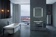德立菲Duravit Viu/XViu系列,盡享未來浴室