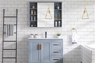 卡貝:輕奢也是一種生活態度,輕奢風浴室柜
