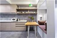 適合小戶型的北歐風格,36平小房也能在陽臺享受泡泡浴